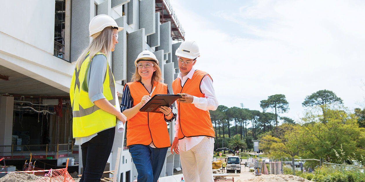 Study Construction Management at Curtin