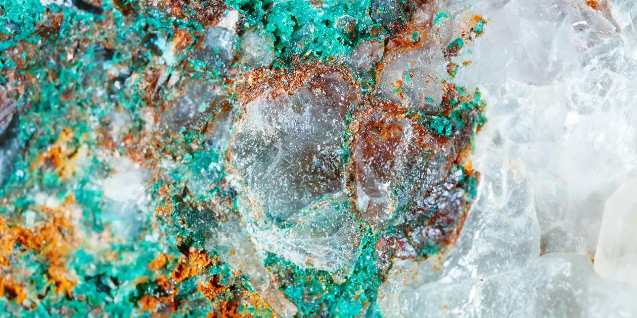 Mineral Exploration Geoscience