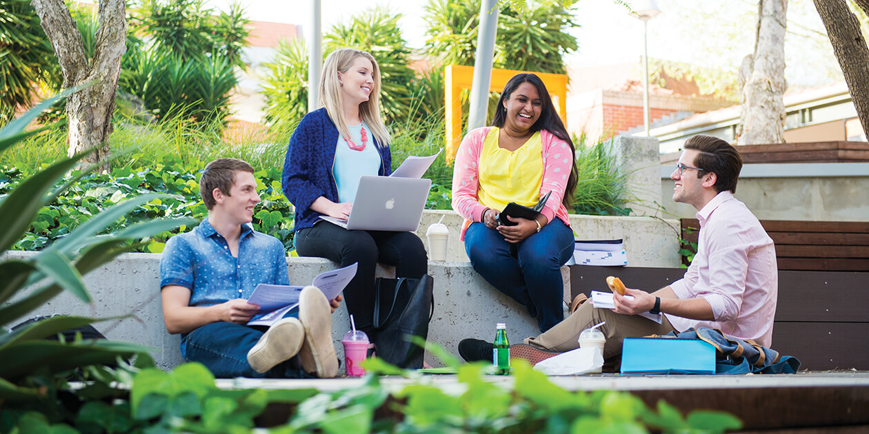 Study Geography at Curtin