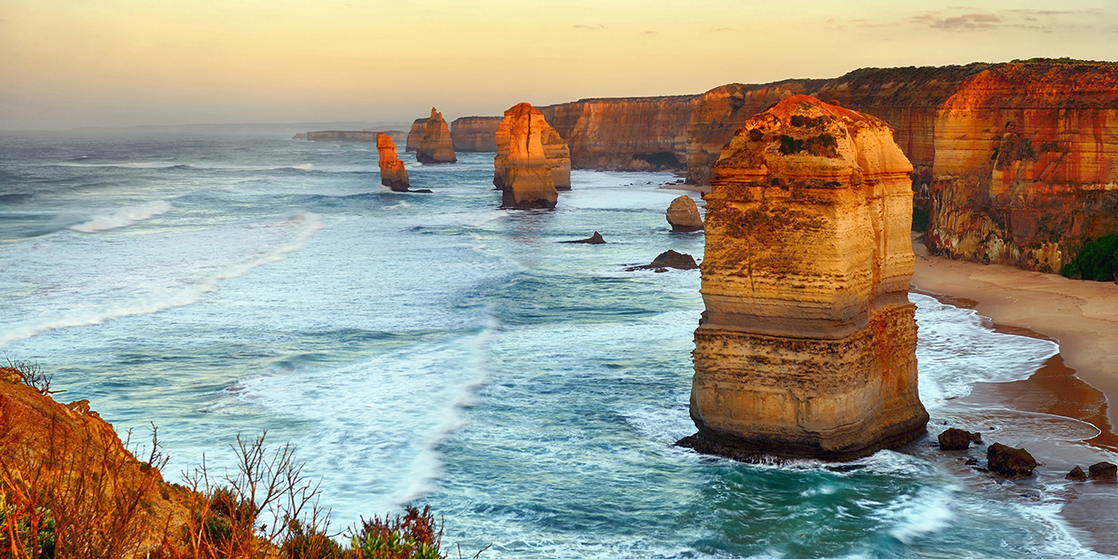 View of the 12 Apostles, Victoria